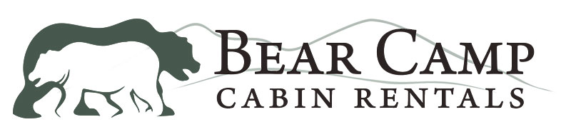 Bear Camp Realty & Cabin Rentals logo